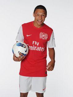 Alex Oxlade-Chamberlain - future Arsenal legend!