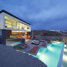 Instagram media by _archidesignhome_ - ✨Beach House CN by Longhi Architects Location: #Lima #Peru
