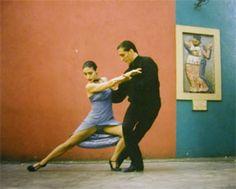 Stage de tango argentin à Doucy (Savoie) : http://2doc.net/v9hln #faistesvacances #pinspiration