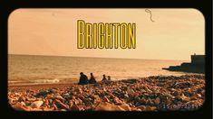 Good people, I hope you enjoyed watching it. These were clips from a day that I suddenly woke up and decided to go to Brighton, two of my friends joined me a.