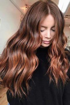 Natural Auburn Hair, Brown Auburn Hair, Red Brown Hair, Chocolate Brown Hair, Hair Color Auburn, Brown Hair With Highlights, Light Brown Hair, Brown Hair Colors, Dark Hair
