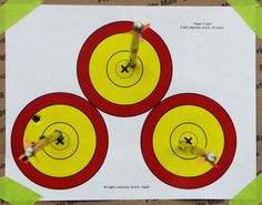 A different way to sight in your bow. Seems to make sense!