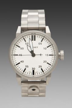 Tsovet SVT-FW44 in Silver/ White from REVOLVEclothing