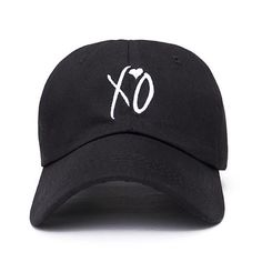 4adcc1494a1 Baseball Caps. Fashion adjustable XO hat the Weeknd Snapback hats for men  women brand hip hop dad ...