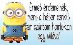 Sarcasm, Minions, Funny, Fictional Characters, The Minions, Funny Parenting, Fantasy Characters, Minions Love, Hilarious