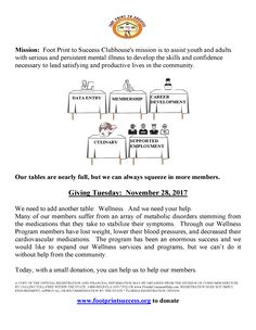 Foot Print To Success Clubhouse Giving Tuesday, Footprint, Success, Life, Foot Prints