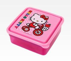Hello Kitty Food Container With Ice Pack