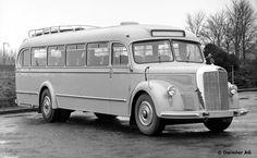 Mercedes-Benz Typ O 6600 Reise-Omnibus, 1950.