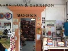 Garrison and Garrison bookstore, San Miguel Allende, Mexico – San Miguel de Allende is a hill-town. The streets are very narrow and made of rock or stone. It amazes me how the local women still wear super-high heels. I highly recommend lower heels and or good walking shoes.