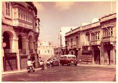 Malta History, Malta Island, Maltese, Street View, Vintage, Fleur De Lis, Vintage Comics