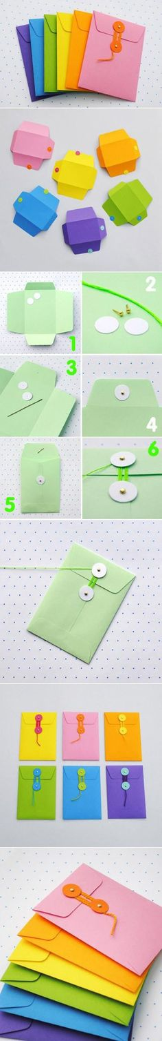 Diy Beautiful Envelope | DIY & Crafts