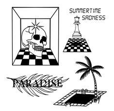 Lil Skies, Black Tattoos, Tattoos For Guys, Tatting, Besties, Cards, Clothes, Ideas, Dibujo