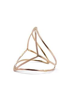 Nightrider Ring - Daring and bold, this ring is sure to make a statement! The open style back allows for easy adjusting to a size 6-8. $56 on www.mooreaseal.com