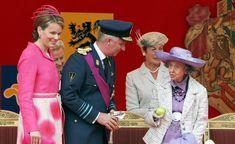 Princess Mathilde Photos - The Belgian Royal Family Attends the Belgium National Day - Zimbio