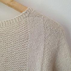 Modele gratuit de Gilet tricoté My Favorite Color en Mérisoie de la Filature du Valgaudemar