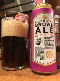 Olvi American Brown Ale