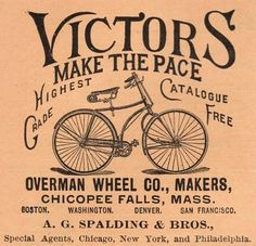 *The Graphics Fairy LLC*: Vintage Clip Art - Old Fashioned Bicycle
