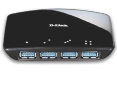 D-Link 4-Port SuperSpeed USB 3.0 Hub (DUB-1340) by D-Link. $43.41. From the Manufacturer                 The D-Link 4-Port SuperSpeed USB 3.0 Hub (DUB-1340) provides four additional USB 3.0 ports for your PC, allowing you to connect USB devices such as external storage, digital cameras, printers, and more. It is a plug-n-play solution, no additional driver installation required.  See larger image.       Key Features  Add four USB 3.0 ports to your PC Backward compatib...