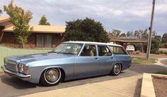 Longroof Australian Muscle Cars, Aussie Muscle Cars, Holden Wagon, Holden Kingswood, Holden Australia, Big Girl Toys, Shooting Brake, Old School Cars, Luxury Suv