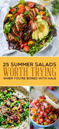 25 Delicious Recipes That Will Make You Love Salad