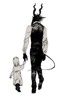 Hasta el más malo tiene alguien a quien quiere cuidar