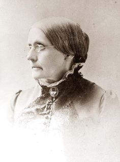 Susan B. Anthony 1820-1906 ~dedicated her life to the woman suffrage movement to create equality between men and women. The Susan B. Anthony Amendment in 1878 which later became the 19th Amendment giving women the right to vote. An organization genius, she gave 75-100 speeches a year for 45 years, traveling the United States by stage coach, wagon, carriage and train. Led the only non-violent revolution in our country's history -- the 72 year struggle to win women the right to vote.