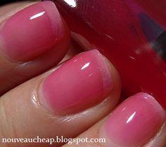 Sally Hansen Triple Shine Palm Beach Jellies - Dior Nail Glow dupe-ish