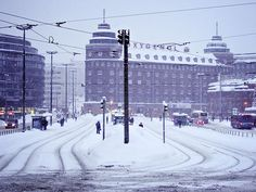 Greetings From Helsinki (Hakaniemi) by MikkoKutvonen, via Flickr