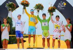 Nibali wins the Tour de France