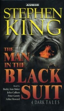 Man in the Black Suit: Four Dark Tales by Stephen King in Audiobook and now in Print.