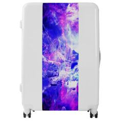 Amethyst Yule Night Dreams Luggage