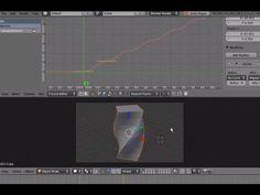 Tutorial Blender 3D 2.5 - Corso di base - 67: animare Materiali Textures Modificatori Lattice - 2 - #Animazioni #Blender #CorsoBlender #Cycles #HookingVertices #IpoModifier #LatticeDeform #LezioniBlender #Redbaron85 #Videotutorial http://wp.me/p7r4xK-dk
