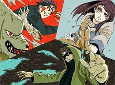 Naruto Shippuden: Team 8