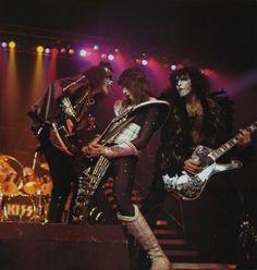 Love Gun Tour - 1977