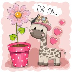 giraff flower - Google Search