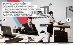 Mahuna & Mahuna #onepage #photography