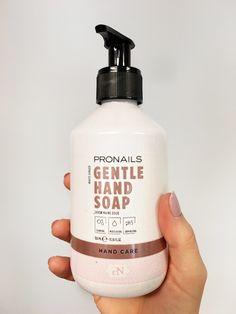 ProNails Anti-Age Hand Care Line - Gentle Hand Soap - Anverelle