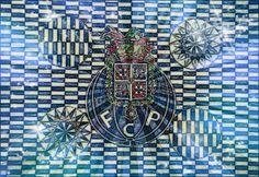 FC Porto logo efecto digital by carlossimio.deviantart.com on @DeviantArt