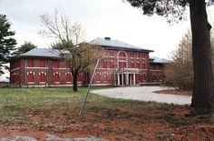Medfield State Hospital, Medfield, Massachusetts.