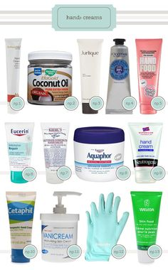 Best hand creams for dry, chapped hands