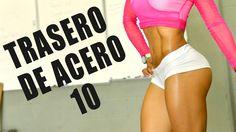 EJERCICIO LEVANTA NALGAS TRASERO DE ACERO 10