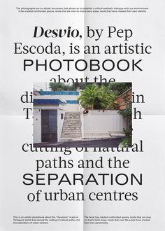 Desvío posters on Behance Website Design Layout, Layout Design, Print Design, Typography Layout, Graphic Design Typography, Layout Inspiration, Graphic Design Inspiration, Corporate Design, Business Design