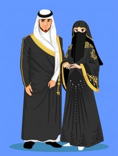 Cute muslim bride and groom cartoon for wedding card Vector Bride And Groom Cartoon, Wedding Couple Cartoon, Love Cartoon Couple, Cute Couple Art, Arabian Women, Arabian Art, Muslim Couple Photography, Wedding Photography, Cute Muslim Couples