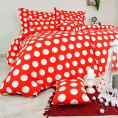 Pod obliečkami s takýmto jednoduchým, ale krásnym vzorom sa vám bude vynikajúco zaspávať. Posteľné obliečky sú ušité na Slovensku z husto tkanej 100 % bavlny don. Comforters, Blanket, Bed, Home, Creature Comforts, Quilts, Stream Bed, Ad Home, Blankets