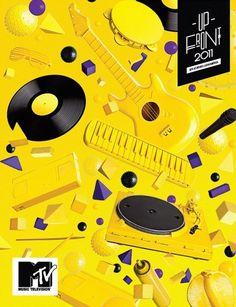 MTV Upfront, POGO | art & design boutique — Designspiration