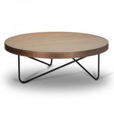 Στρογγυλά τραπέζια σαλονιού Art