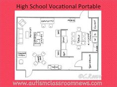 A Special Sparkle: Setting up a Secondary Life Skills Class by Autism Classroom News