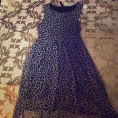 Multicolored leopard midi dress Multicolored leopard midi dress H&M Dresses Midi