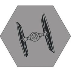 Star Wars Inspired - Ship pin - The Fighter