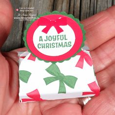 How CUTE are These Things to Make with the Envelope Punch Board?